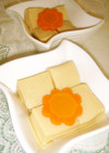 やさし~い味の高野豆腐の含め煮