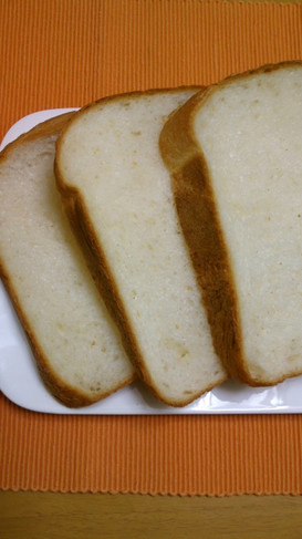 HBで☆基本の食パン