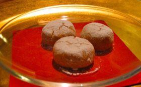スペインのポルボロン☆クリスマスのお菓子