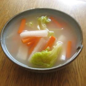 絶品☆米のとぎ汁で水キムチ=ムルキムチ