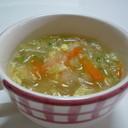 *簡単*お野菜たっぷり☆春雨スープ☆