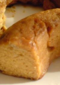半生柿チーズケーキ
