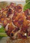 パリパリジューシーチキンの焼き方