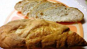 HBで簡単に☆パン屋に習ったフランスパン