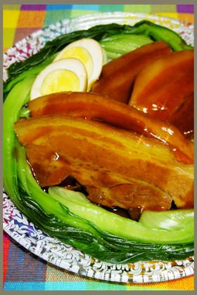 元ハンバーグ職人のトンポーロー(東坡肉)