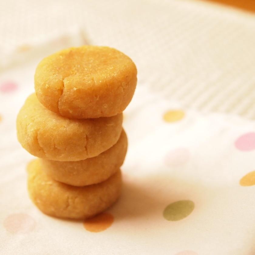 おからと米粉の簡単ヘルシークッキー☆