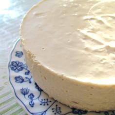 ナイアガラのレアチーズケーキ*