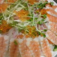 ☆海鮮ちらし寿司☆
