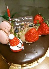 2010 チョコレートケーキ ❅