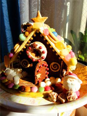 無印良品のお菓子の家☆ヘクセンハウス