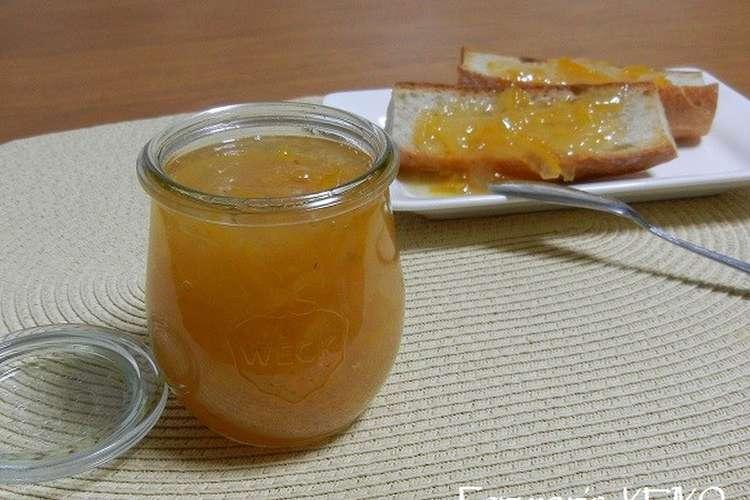 レシピ 柚子 ジャム