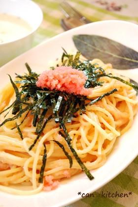 コクうま☆たらこスパゲティー