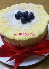 2010我が家のクリスマスケーキ★その2