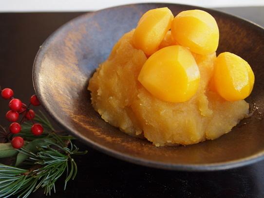 お正月簡単おせち料理♪栗きんとん