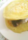 ふわっもちっ☆ホワイトホットケーキ