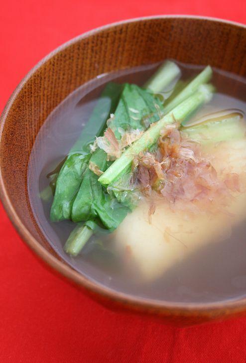◇◆お正月◆◇愛知県のお雑煮