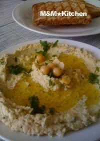 ハモス from Jerusalem