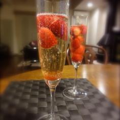 シャンパン☆ストロベリー