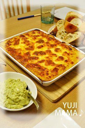 ◆洋食屋の味◆ポテトとひき肉のグラタン◆