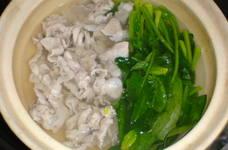 豚肉の常夜鍋