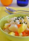 トルコの家庭料理☆菊芋のオレンジ煮