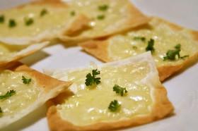 簡単☆チーズチップス