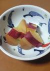 リンゴとさつまいもの甘煮