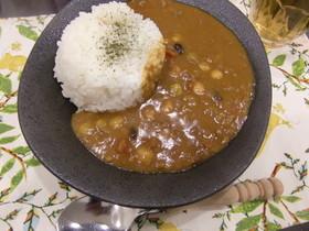 包丁いらず☆ひき肉と豆の絶品トマトカレー