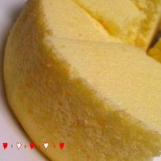 全卵使い切り♡プレーンシフォンケーキ