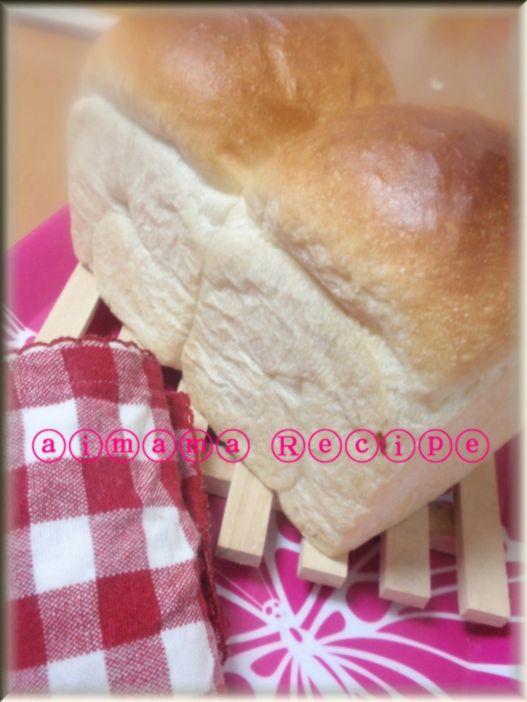 基本のイギリス食パン♪