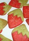 苺ちゃんクッキー