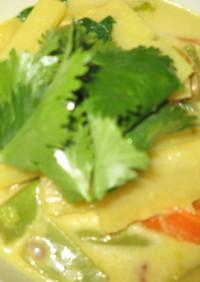 余った大根の皮と野菜でシンガポール料理