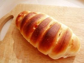れんこんきんぴらパン