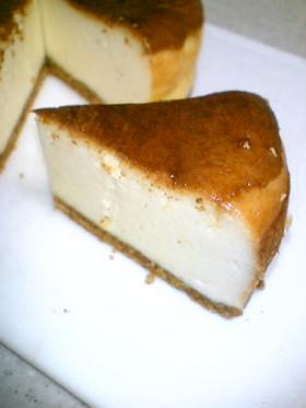 ノンノン風☆NYチーズケーキ