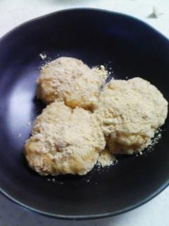 豆腐と片栗粉でお餅!?
