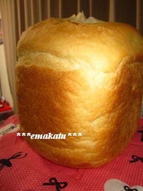 **HB*色白絹肌ミルク食パン**