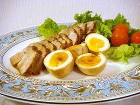 ☆豚肩ロース肉の紅茶煮☆(紅茶豚)