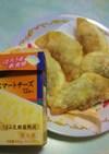 うち呑み好き(笑)のブタキムチーズ揚げ