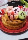 バレンタィン☆誕生日☆濃厚チーズケーキ