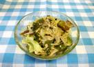 もやしとツナのマリネ風サラダ