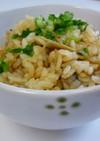 鶏肉とキノコの混ぜご飯❤