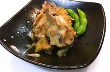 鶏手羽元と玉ねぎの和風煮込み