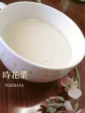 簡単♡蕪で作る優しいあったか豆乳スープ
