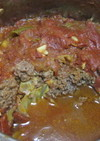 ♪簡単♪ミンチとキャベツのトマト煮込み
