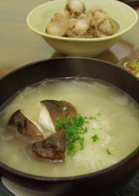 ローズ家の牛テールスープ