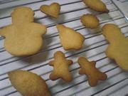 さっくり簡単*基本のクッキーの写真