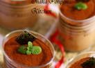 チョコレートオレオのムース♡コーヒー風味