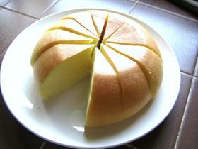 ☆炊飯器でふわふわ♪シフォンケーキ☆