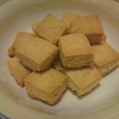 米粉とおからのクッキー サクホロ。