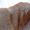 HBで飲むヨーグルト食パン